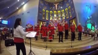 SNC Divine Mercy Christmas Carol 2016