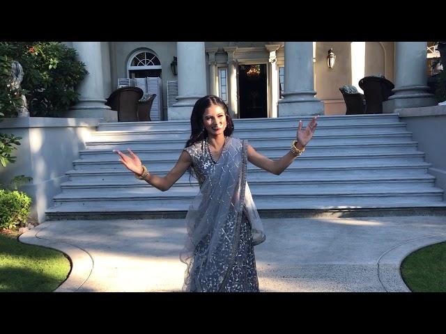 Mere Rashke Qamar ft. Ericka Virk | Dance with FilmE