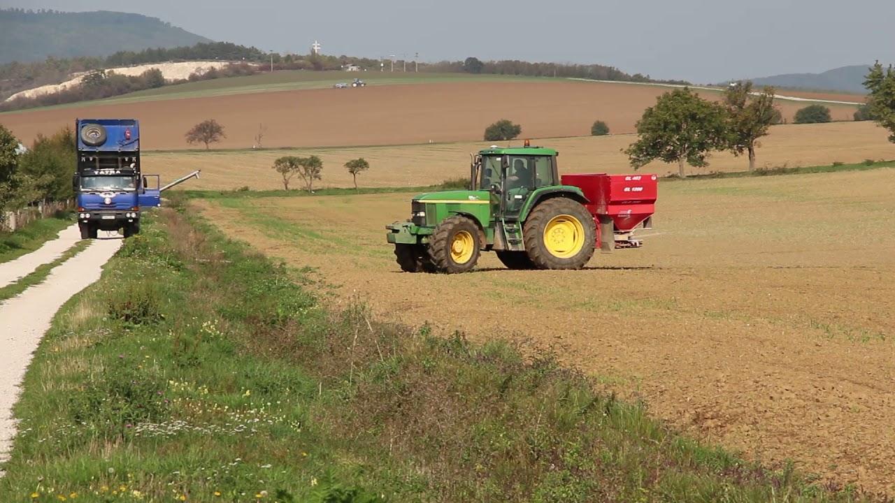 Datovania len pre poľnohospodárov