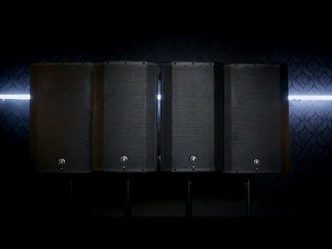 Mackie Thump Powered Loudspeaker Series