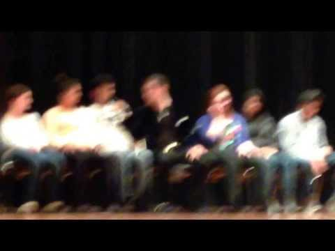 David Hall Hypnotism Show