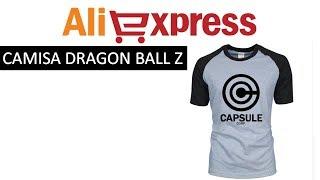 Camisa Dragon Ball Z(corporação capsula)