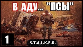 S.T.A.L.K.E.R. В Аду... Псы #1. КЛУБОК ЗМЕЙ!