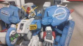 Gundam Review: 1/100 G-System Ex-S Gundam