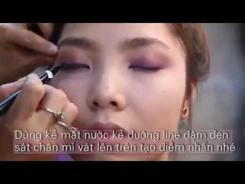 Video dạy cách trang điểm mắt tự nhiên nhẹ nhàng đơn giản – lamthenao.com