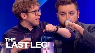 Alex is Upset Over White Cider - The Last Leg