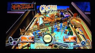 Cactus Canyon on The Pinball Arcade