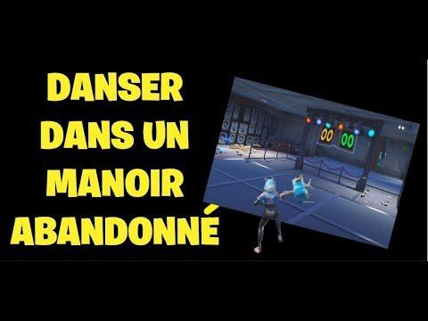 fortnite-saison-7-semaine-2-dÉfi-participer-a-un-concours-de-danse-dans-un-manoir-abandonnÉ