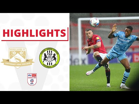 Morecambe Forest Green Goals And Highlights