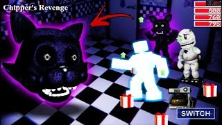 New Shadow Candy Boss In FNaF World (Mod)