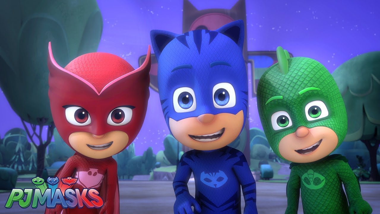 It's just a picture of Intrepid Pj Masks Pictures