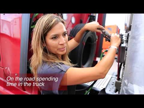 The Knight Life: Episode 3 | Awesome Women in Trucking