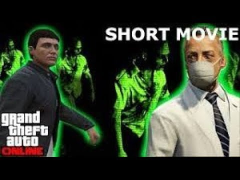 If zombies were in GTA Online
