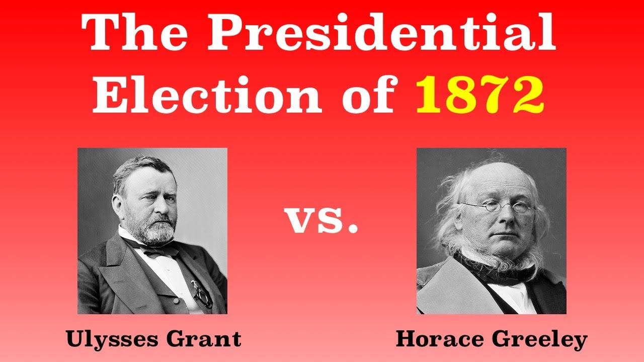 the gruesome campaign for presidency in 1872 O n 2 november 1872 notorious victoria: the first woman to run for president w oodhull's presidential campaign was based on a platform far ahead of its.