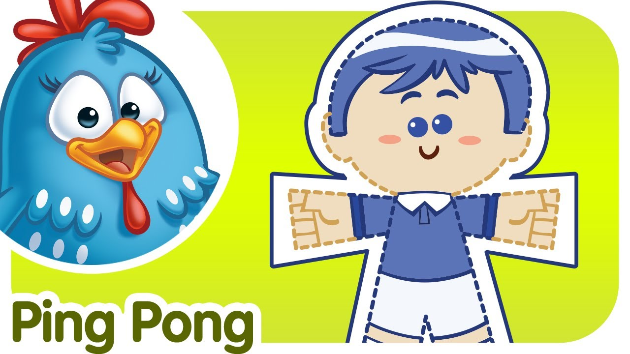 Ping Pong Lottie Dottie En Kids Songs And Nursery Rhymes In English