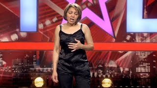"Supertalent 2014 Bedalisa Bohlen mit ""A Moment Like This"" von Kelly Clarkson"
