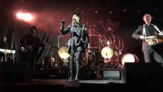 PJ Harvey - The Orange Monkey (live) Denver 2017