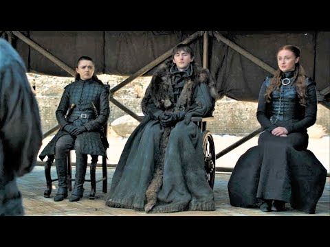 Tyrion ask Brandon Stark to be King of Seven Kingdom and Jon Snow in Prison Scene | GOT 8x06 Finale