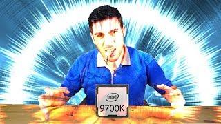افضل معالج للالعاب ل 2018 - Intel Core i7 9700K Review