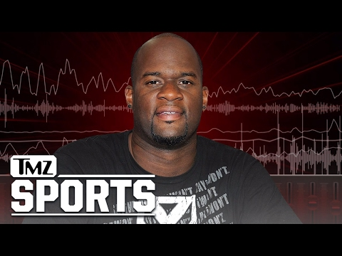 Vince Young Has a Message for the Haters | TMZ Sports