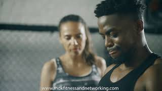 MDK Fitness And Nutrition
