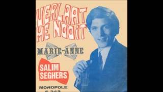 1972 SALIM SEGHERS verlaat me nooit