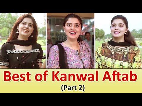Best of Kanwal Aftab Part 2 - Funny s  Common Sense s  UrduPoint