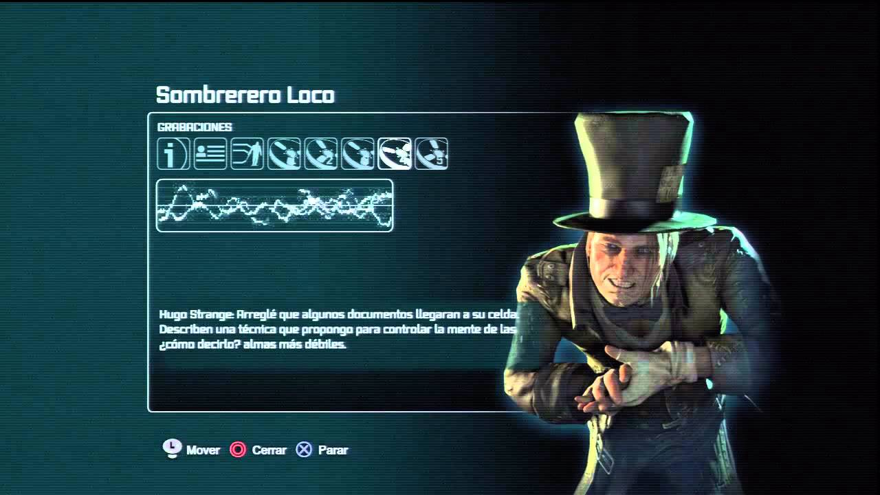 Batman arkham city biografias de personajes parte 6 y for Personajes de batman