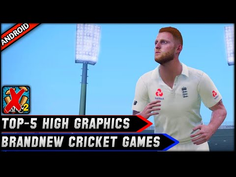 😱Uninstall Wcc2! Top-5 Brandnew High Graphics Cricket Games For Android 150Mb 2019