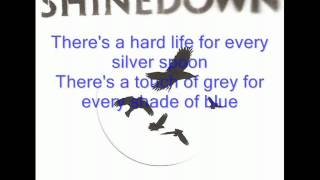 Repeat youtube video Shinedown - What A Shame (lyrics)