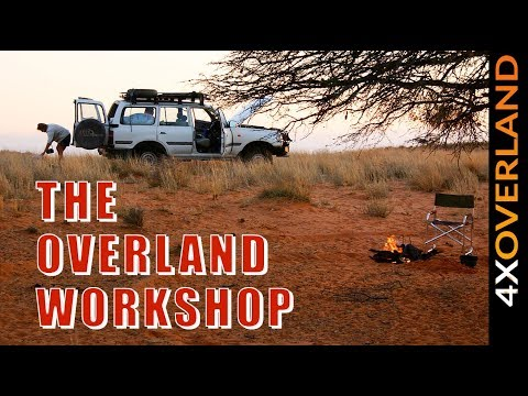 4WD INFO - WHERE TO FIND IT | OVERLAND EXPEDITION BASICS