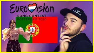 PORTUGAL EUROVISION 2020 REACTION: Elisa - Medo de sentir   |Avos