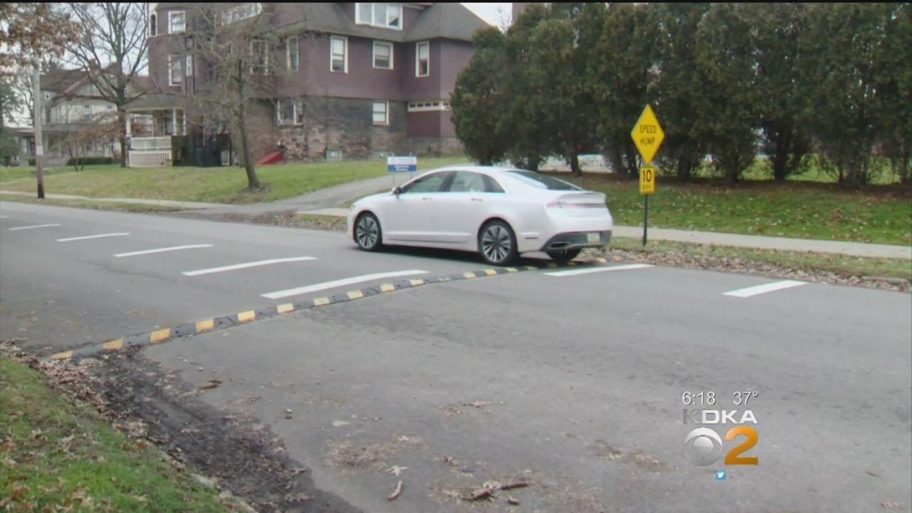 Speed Bumps Causing Problems In Local Community