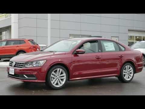 New 2019 Volkswagen Passat Saint Paul MN Minneapolis, MN #89221