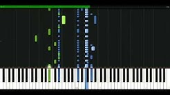 Moloko - Sing it back [Piano Tutorial] Synthesia | passkeypiano
