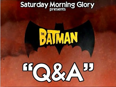"The Batman ""Q&A"" Review - Saturday Morning Glory"