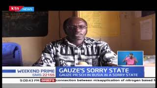 Dilapidated Budalangi School on the verge of turning into an indecent disaster