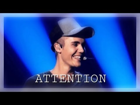 Justin Bieber - Attention