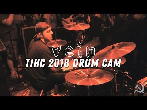 [hate5six-Drum Cam] Vein - TIHC 2018