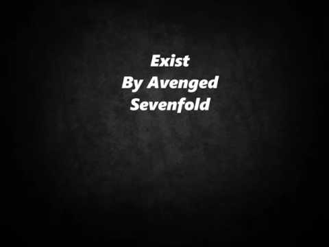 Avenged Sevenfold-Exist Lyrics