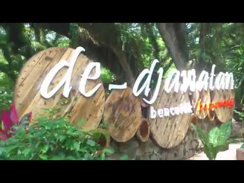 Wisata Alam DE- DJAWATAN BENCULUK BANYUWANGI Part 1