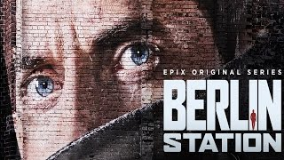 Richard Armitage Interview - Berlin Station Season One (DVD Release)