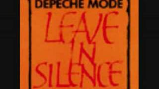 Depeche Mode - Leave in Silence Extended 1982