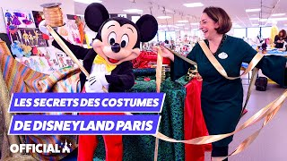 Les secrets des costumes de Disneyland Paris ✨ Avec Chantal Thomass