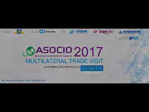 ASOCIO Multilateral Trade Visit to Ulaanbaatar Mongolia from 14 - 17 June 2017