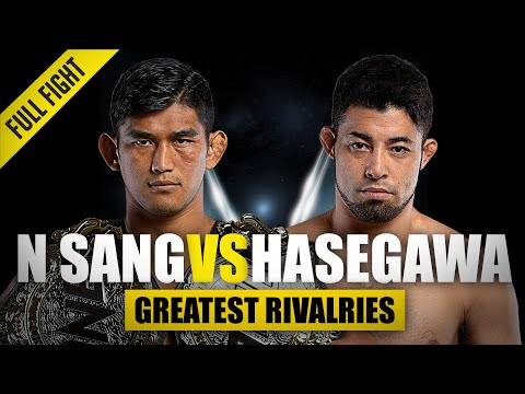 Aung La N Sang vs. Ken Hasegawa | ONE Championship's Greatest Rivalries