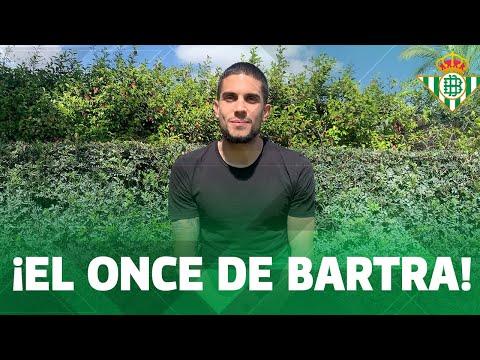 Messi, Modric, Hazard... ¡la colección de camisetas de Marc Bartra! 🔝 - 동영상