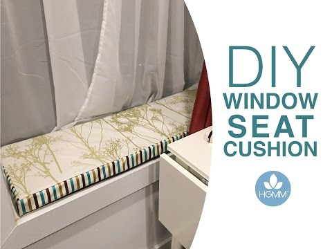 How to Upholster a Cushion