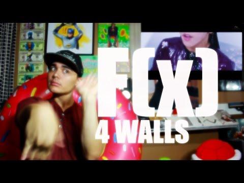 F(X) (에프엑스) - 4 Walls Mv Reaction