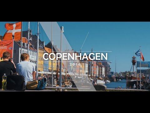 Copenhagen, Denmark - 4k